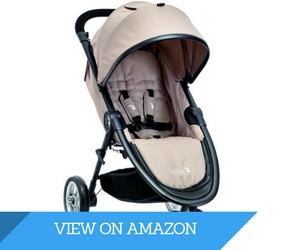 Baby Jogger City Lite Stroller, Tan