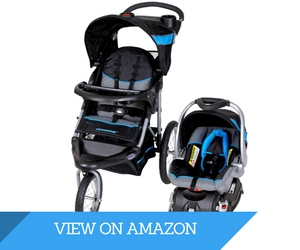 Baby Trend Expedition Jogger Travel System, Millennium Blue Review - Storkified