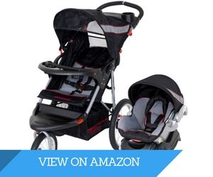 Baby Trend Expedition LX Travel System, Millennium Review - Storkified