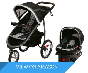 Graco Fastaction Fold Jogger Click Connect Baby Travel System Review - Storkified