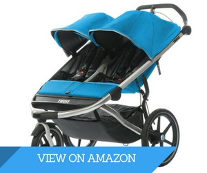 Thule Urban Glide – Double Jogging Stroller Review