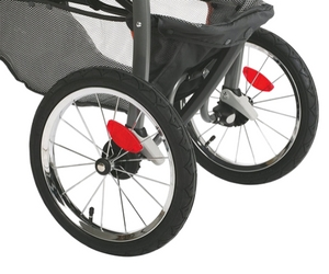 Graco Fastaction Fold Jogger Click Connect Stroller Wheels