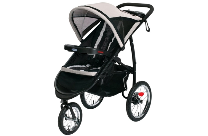 Graco Fastaction Fold Jogger Click Connect Stroller Review