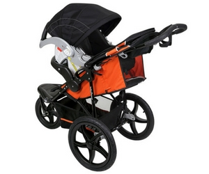 Xcel Jogger with Car Seat