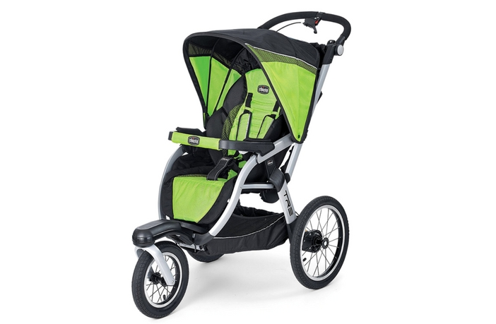 Chicco TRE Jogging Stroller Review