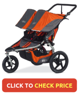 Our Most Recommended Double Jogger