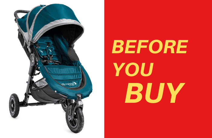 Baby Jogger City Mini GT Detailed Review